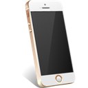 5s, Gold, Iphone Icon