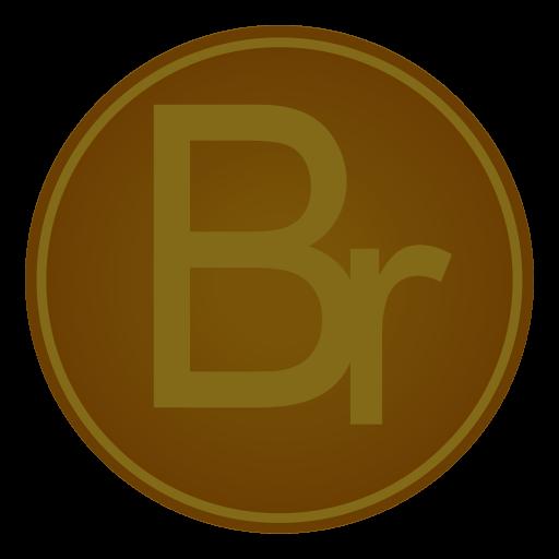 Adobe, Br, Icon Icon