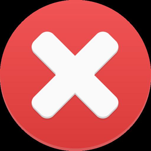 Delete Icon - Download Free Icons