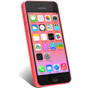 5c, Iphone, Pink Icon