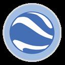 Earth, Google, Icon Icon