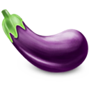 Eggplant, Icon Icon