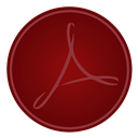 Acrobat, Adobe, Icon Icon