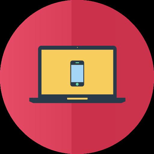 Responsive, Web Icon