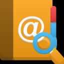 Addressbook, Search Icon