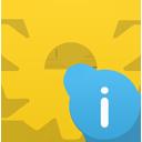 Info, Process Icon