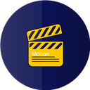 Graphics, Motion Icon