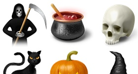 Desktop Halloween Icons