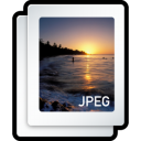 Jpeg, Picture Icon