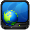 Network, Places Icon
