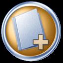 Add, Folder, Toolbar Icon