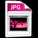 Imagen, Jpg Icon