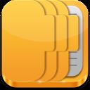Data, Folder Icon