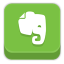 Evernote, Icon Icon