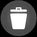 Alt, Trash Icon