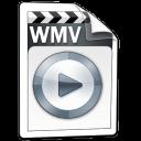 Video, Wmv Icon
