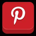 Icon, Pinterest Icon