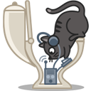 Cat, Radio Icon