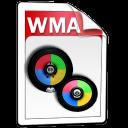 Audio, Wma Icon