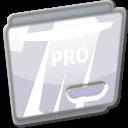 Folder, Pro, Prt Icon