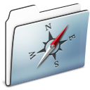 Folder, Graphite, Smooth, Web Icon