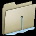 Leak, Lightbrown, Water Icon