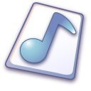 File, Wave Icon