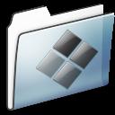 And, Folder, Graphite, Sharing, Smooth, Windows Icon