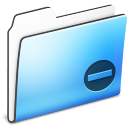 Folder, Private, Smooth Icon