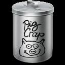 Crap, Pig Icon