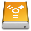 External, Firewire Icon