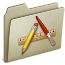 Applications, Lightbrown Icon