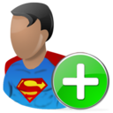 Add, Superman Icon