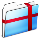 Folder, Package, Sidebar, Smooth Icon
