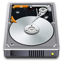 Drive, Internal Icon