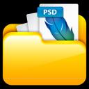 Adobe, Files, My, Photoshop Icon