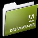 , Adobe, Dreamweaver, Folder Icon