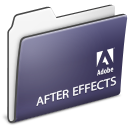 , Adobe, After, Effects, Folder Icon
