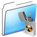 Alt, Burnable, Folder, Smooth Icon
