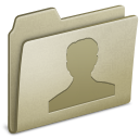 Lightbrown, Users Icon