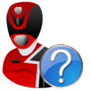 Help, Powerranger Icon