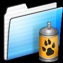 Folder, Sidebar, Spray, Stripe Icon