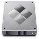 Boot, Camp Icon