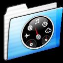 Dashboard, Folder, Stripe Icon