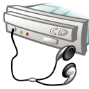Cd, Player Icon