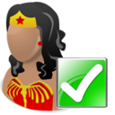 Ok, Wonderwoman Icon