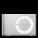 Ipod, Shuffle, Silver Icon