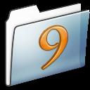 Classicsystem, Folder, Graphite, Smooth Icon
