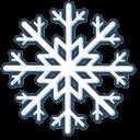 Snow, White Icon