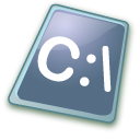 Batch, Dos, File Icon